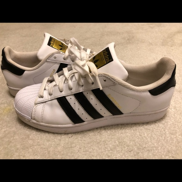 adidas Condition Shoes Superstar Great Condition adidas Size Womens 95 Poshmark cef29d